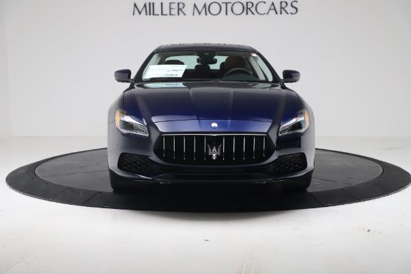 New 2020 Maserati Quattroporte S Q4 GranLusso for sale $122,185 at Maserati of Westport in Westport CT 06880 12