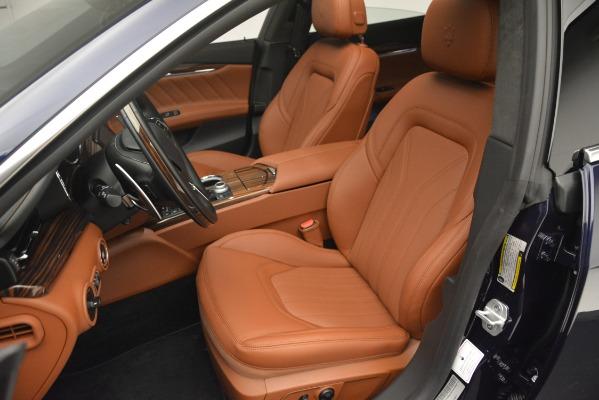 New 2020 Maserati Quattroporte S Q4 GranLusso for sale $122,185 at Maserati of Westport in Westport CT 06880 13
