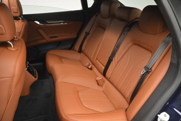 New 2020 Maserati Quattroporte S Q4 GranLusso for sale $122,185 at Maserati of Westport in Westport CT 06880 17
