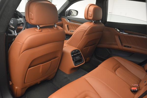 New 2020 Maserati Quattroporte S Q4 GranLusso for sale $122,185 at Maserati of Westport in Westport CT 06880 18