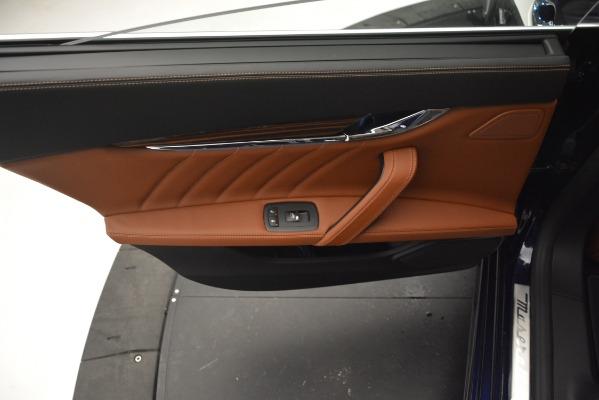 New 2020 Maserati Quattroporte S Q4 GranLusso for sale $122,185 at Maserati of Westport in Westport CT 06880 19