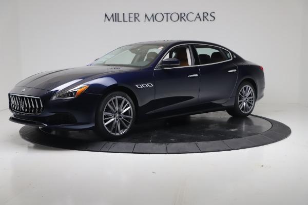 New 2020 Maserati Quattroporte S Q4 GranLusso for sale $122,185 at Maserati of Westport in Westport CT 06880 2