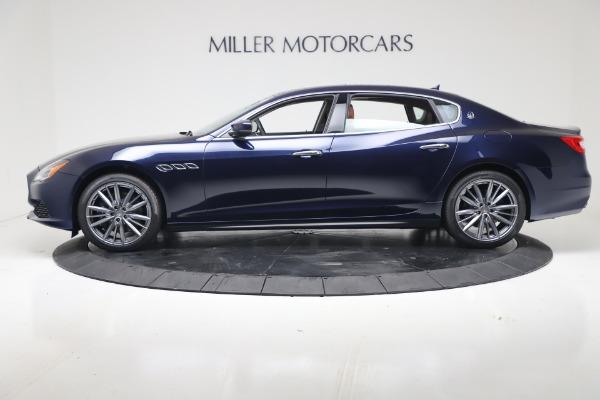 New 2020 Maserati Quattroporte S Q4 GranLusso for sale $122,185 at Maserati of Westport in Westport CT 06880 3