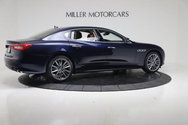 New 2020 Maserati Quattroporte S Q4 GranLusso for sale $122,185 at Maserati of Westport in Westport CT 06880 8