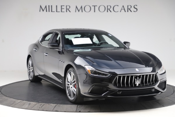 New 2020 Maserati Ghibli S Q4 GranSport for sale $90,285 at Maserati of Westport in Westport CT 06880 11