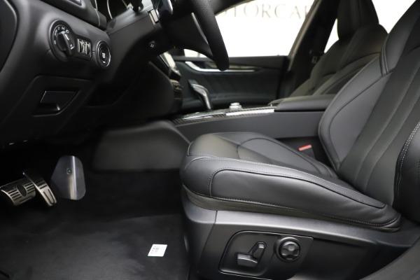 New 2020 Maserati Ghibli S Q4 GranSport for sale $90,285 at Maserati of Westport in Westport CT 06880 14