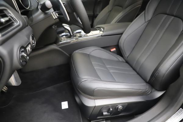 New 2020 Maserati Ghibli S Q4 GranSport for sale $90,285 at Maserati of Westport in Westport CT 06880 15