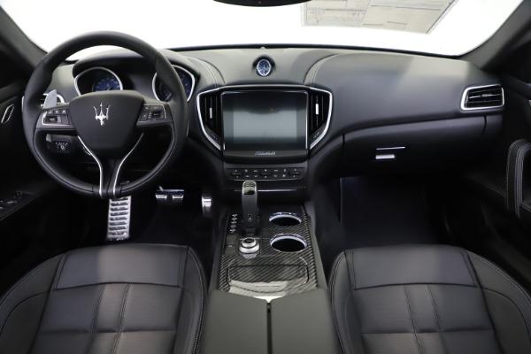 New 2020 Maserati Ghibli S Q4 GranSport for sale $90,285 at Maserati of Westport in Westport CT 06880 16