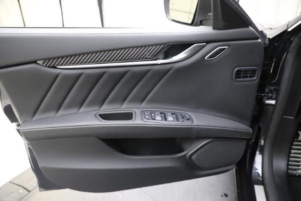 New 2020 Maserati Ghibli S Q4 GranSport for sale $90,285 at Maserati of Westport in Westport CT 06880 17