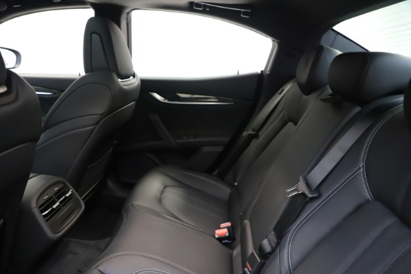 New 2020 Maserati Ghibli S Q4 GranSport for sale $90,285 at Maserati of Westport in Westport CT 06880 19