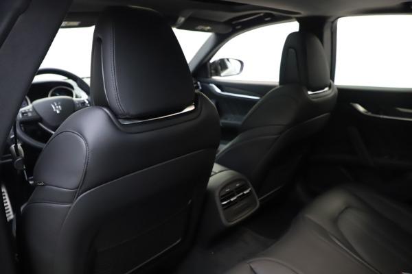 New 2020 Maserati Ghibli S Q4 GranSport for sale $90,285 at Maserati of Westport in Westport CT 06880 20