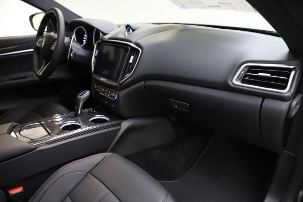 New 2020 Maserati Ghibli S Q4 GranSport for sale $90,285 at Maserati of Westport in Westport CT 06880 22