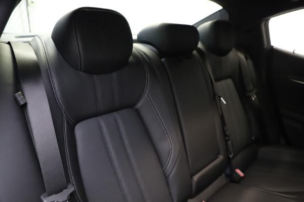 New 2020 Maserati Ghibli S Q4 GranSport for sale $90,285 at Maserati of Westport in Westport CT 06880 26