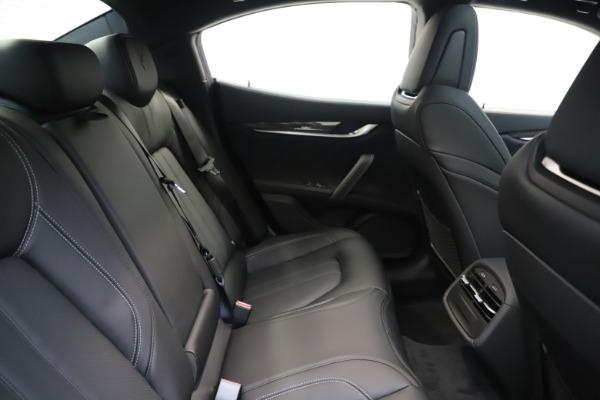 New 2020 Maserati Ghibli S Q4 GranSport for sale $90,285 at Maserati of Westport in Westport CT 06880 27