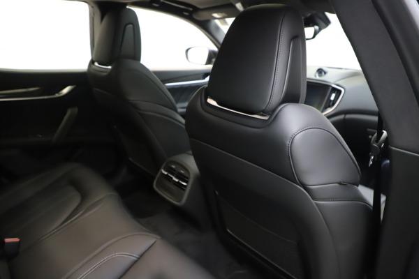 New 2020 Maserati Ghibli S Q4 GranSport for sale $90,285 at Maserati of Westport in Westport CT 06880 28
