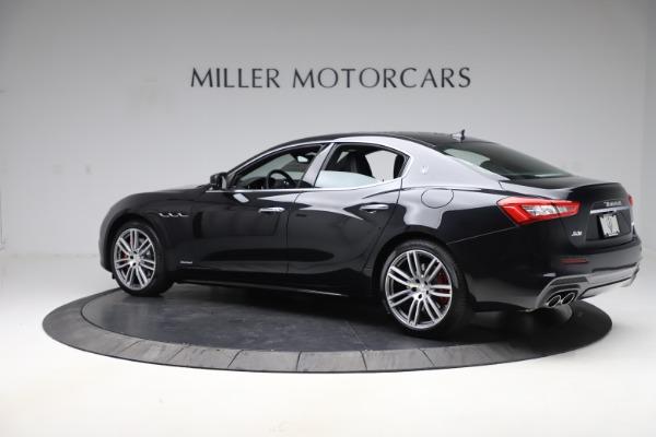New 2020 Maserati Ghibli S Q4 GranSport for sale $90,285 at Maserati of Westport in Westport CT 06880 4