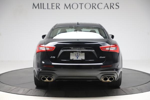 New 2020 Maserati Ghibli S Q4 GranSport for sale $90,285 at Maserati of Westport in Westport CT 06880 6