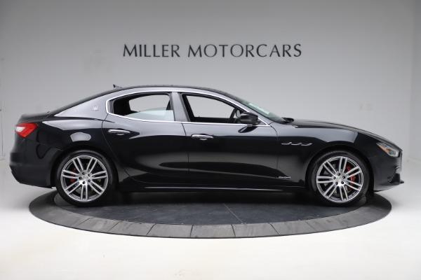 New 2020 Maserati Ghibli S Q4 GranSport for sale $90,285 at Maserati of Westport in Westport CT 06880 9