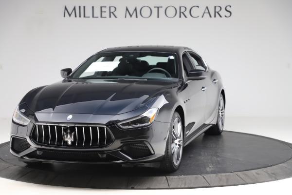 New 2020 Maserati Ghibli S Q4 GranSport for sale $90,285 at Maserati of Westport in Westport CT 06880 1