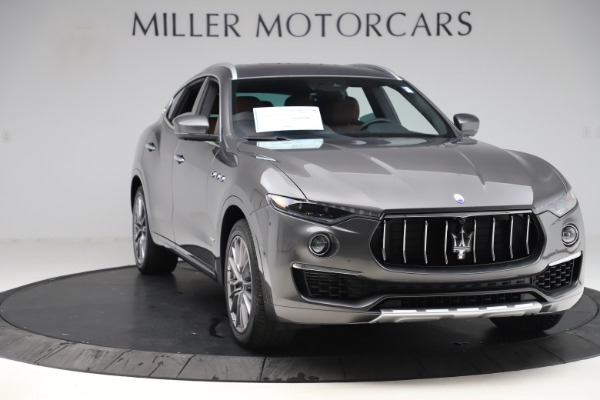 New 2020 Maserati Levante Q4 GranLusso for sale $84,985 at Maserati of Westport in Westport CT 06880 11