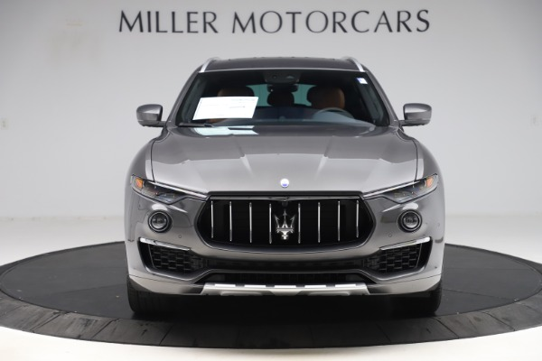 New 2020 Maserati Levante Q4 GranLusso for sale $84,985 at Maserati of Westport in Westport CT 06880 12
