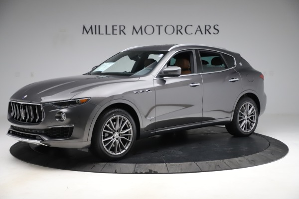 New 2020 Maserati Levante Q4 GranLusso for sale $84,985 at Maserati of Westport in Westport CT 06880 2