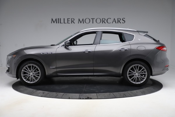 New 2020 Maserati Levante Q4 GranLusso for sale $84,985 at Maserati of Westport in Westport CT 06880 3