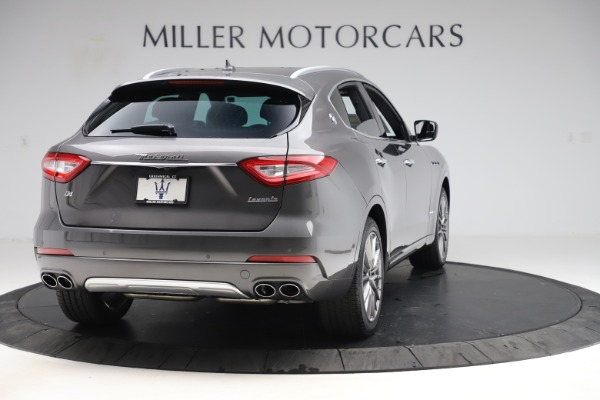 New 2020 Maserati Levante Q4 GranLusso for sale $84,985 at Maserati of Westport in Westport CT 06880 7