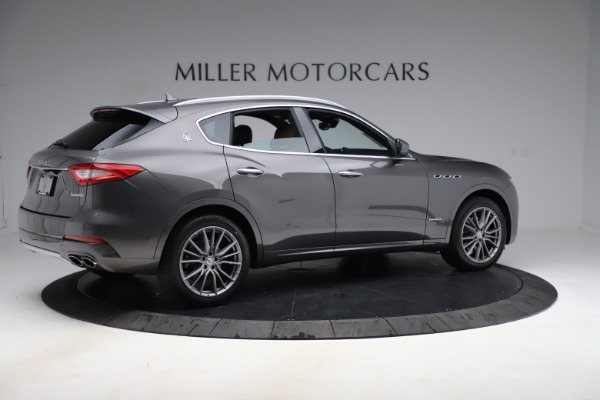 New 2020 Maserati Levante Q4 GranLusso for sale $84,985 at Maserati of Westport in Westport CT 06880 8