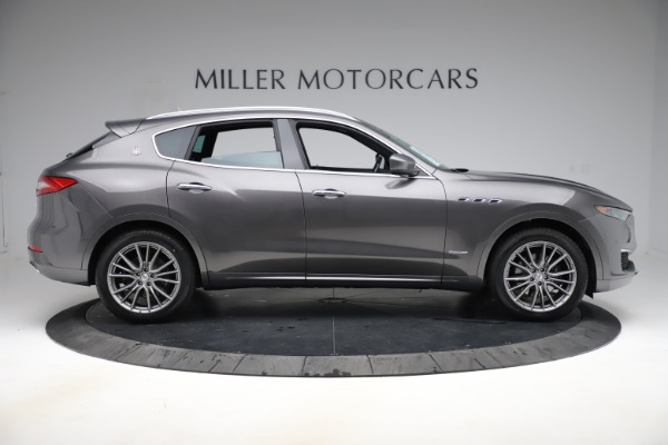 New 2020 Maserati Levante Q4 GranLusso for sale $84,985 at Maserati of Westport in Westport CT 06880 9