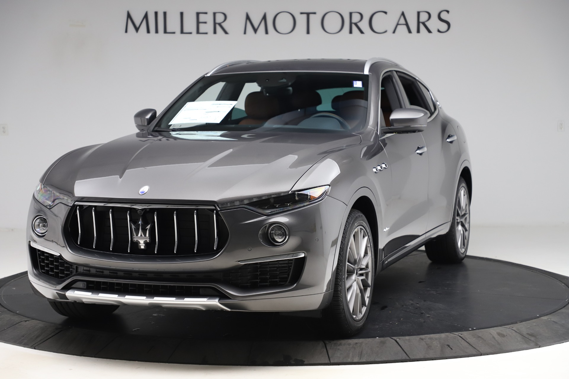 New 2020 Maserati Levante Q4 GranLusso for sale $84,985 at Maserati of Westport in Westport CT 06880 1