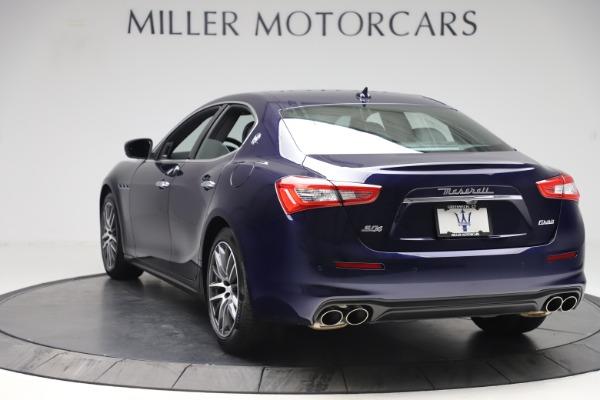 New 2019 Maserati Ghibli S Q4 for sale Sold at Maserati of Westport in Westport CT 06880 5