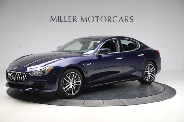 New 2019 Maserati Ghibli S Q4 for sale $90,765 at Maserati of Westport in Westport CT 06880 2
