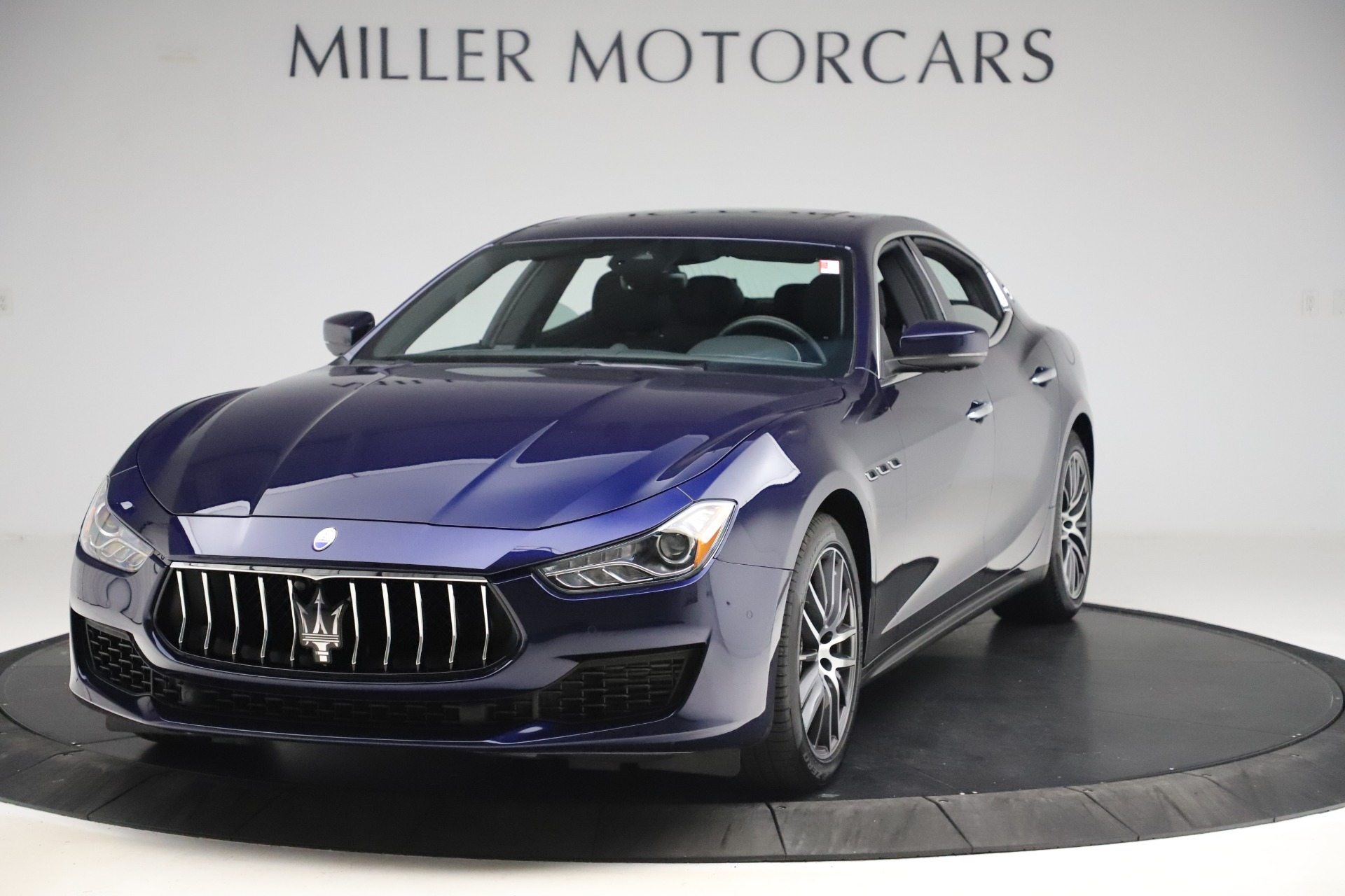 New 2019 Maserati Ghibli S Q4 for sale $90,765 at Maserati of Westport in Westport CT 06880 1