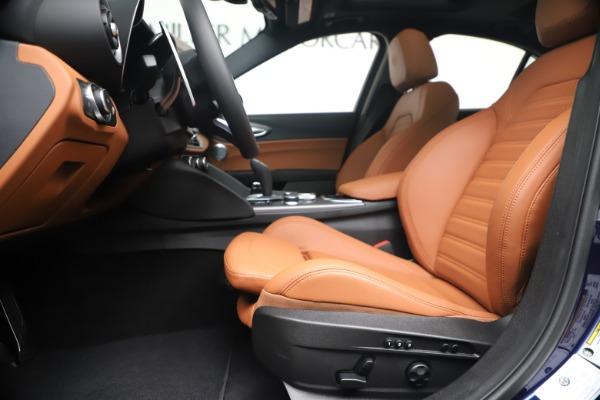 New 2020 Alfa Romeo Giulia Ti Sport Q4 for sale $52,840 at Maserati of Westport in Westport CT 06880 14
