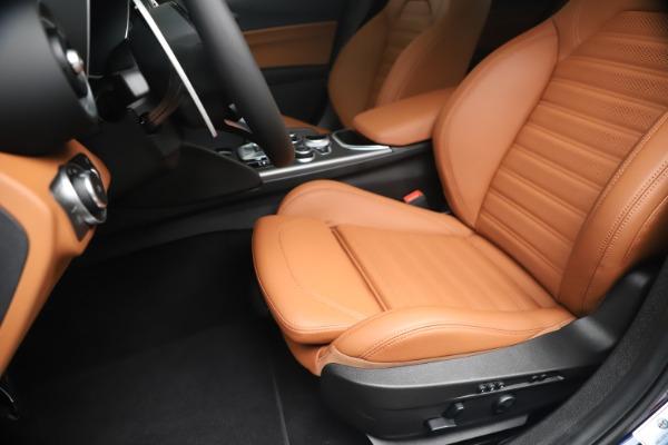 New 2020 Alfa Romeo Giulia Ti Sport Q4 for sale $52,840 at Maserati of Westport in Westport CT 06880 15