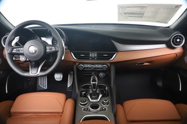 New 2020 Alfa Romeo Giulia Ti Sport Q4 for sale $52,840 at Maserati of Westport in Westport CT 06880 16