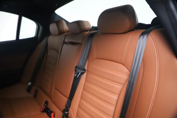 New 2020 Alfa Romeo Giulia Ti Sport Q4 for sale $52,840 at Maserati of Westport in Westport CT 06880 18