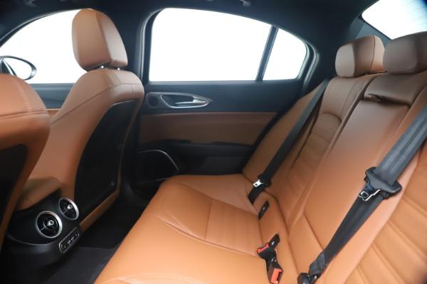 New 2020 Alfa Romeo Giulia Ti Sport Q4 for sale $52,840 at Maserati of Westport in Westport CT 06880 19