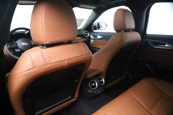 New 2020 Alfa Romeo Giulia Ti Sport Q4 for sale $52,840 at Maserati of Westport in Westport CT 06880 20