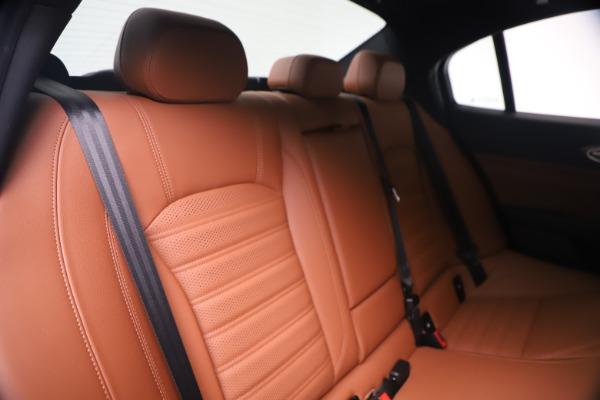 New 2020 Alfa Romeo Giulia Ti Sport Q4 for sale $52,840 at Maserati of Westport in Westport CT 06880 26