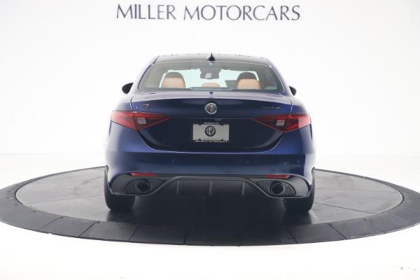 New 2020 Alfa Romeo Giulia Ti Sport Q4 for sale $52,840 at Maserati of Westport in Westport CT 06880 6