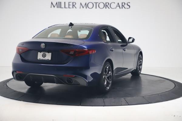 New 2020 Alfa Romeo Giulia Ti Sport Q4 for sale $52,840 at Maserati of Westport in Westport CT 06880 7