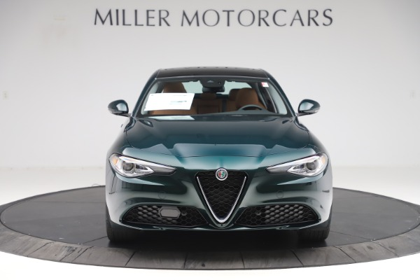 New 2020 Alfa Romeo Giulia Q4 for sale Sold at Maserati of Westport in Westport CT 06880 12