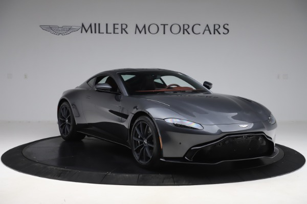 Used 2020 Aston Martin Vantage Coupe for sale $153,900 at Maserati of Westport in Westport CT 06880 10