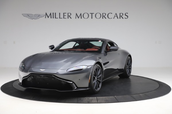 Used 2020 Aston Martin Vantage Coupe for sale $153,900 at Maserati of Westport in Westport CT 06880 12