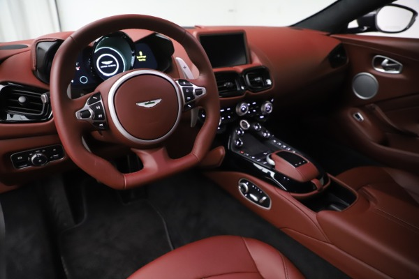 Used 2020 Aston Martin Vantage Coupe for sale $153,900 at Maserati of Westport in Westport CT 06880 13