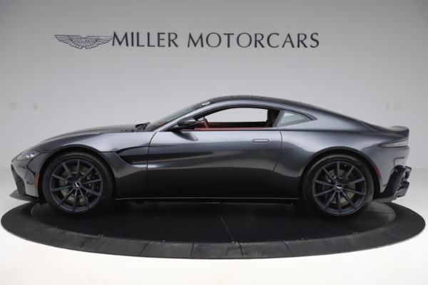 Used 2020 Aston Martin Vantage Coupe for sale $153,900 at Maserati of Westport in Westport CT 06880 2
