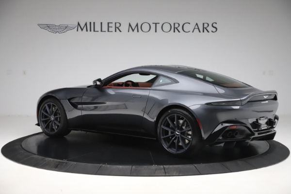 Used 2020 Aston Martin Vantage Coupe for sale $153,900 at Maserati of Westport in Westport CT 06880 3