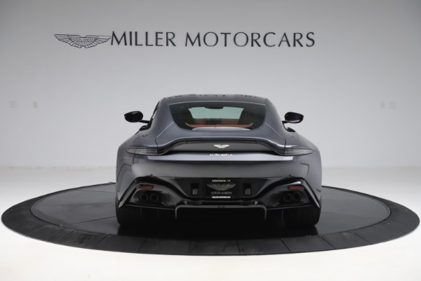 Used 2020 Aston Martin Vantage Coupe for sale $153,900 at Maserati of Westport in Westport CT 06880 5